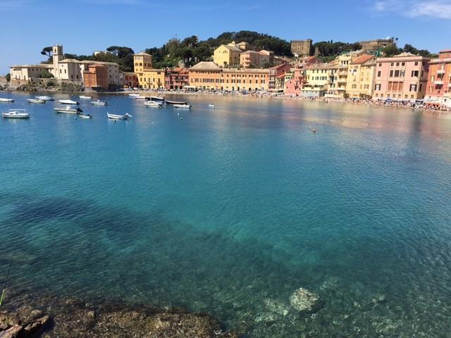 Baia del Silenzio, Sestri Levante, Liguria