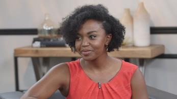 Jerrika Hinton parla dell'episodio girato da Denzel Washington