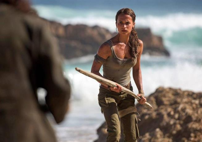 Alicia Vikander è la nuova Lara Croft