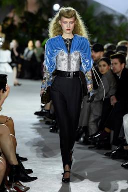 Sfilata LOUIS VUITTON Collezione Donna Primavera Estate 2020 New York - Vuitton Resort PO RS20 0063
