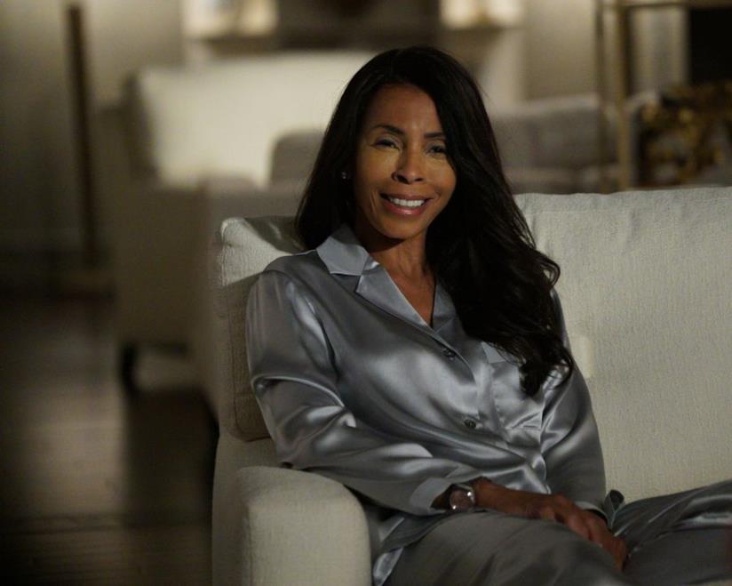 Khandi Alexander (Maya Lewis) madre di Olivia Pope