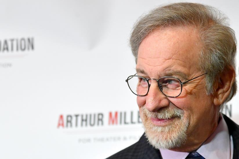 Il regista Steven Spielberg