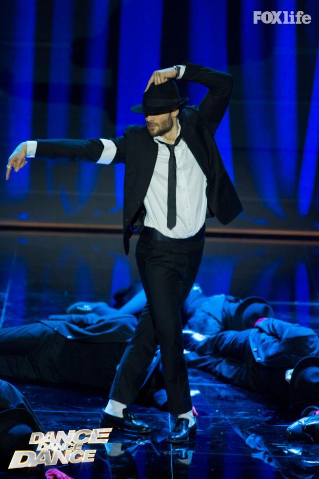 Giulio Berruti a Dance Dance Dance 2