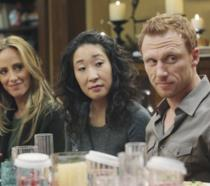 Cristina Yang, Teddy Altman e Owen Hunt di Grey's Anatomy