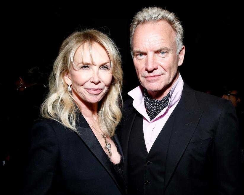Sting e sua moglie Trudie Styler praticano il sesso tantrico