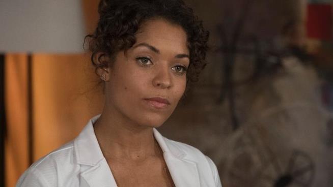 Claire nella prima stagione di The Good Doctor