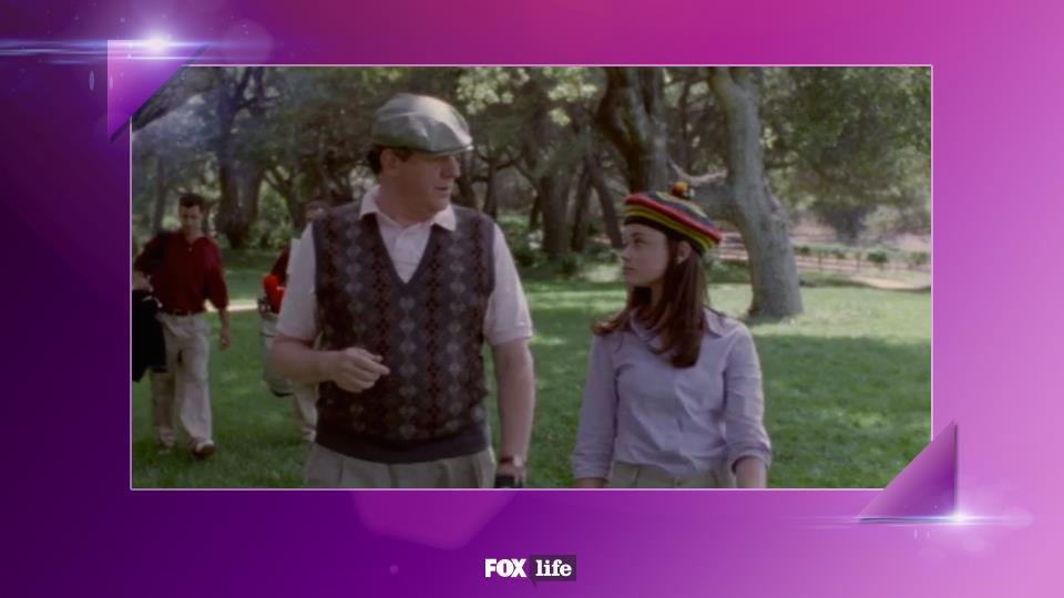 S01-E03: Lo splendido rapporto che lega Richard e sua nipote è una cosa dolcissima. Ah i nonni…