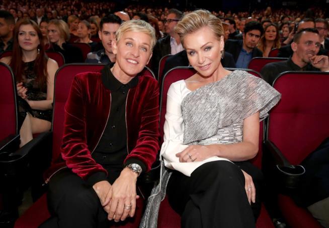 Ellen DeGeneres e Portia de Rossi, un amore solido e duraturo