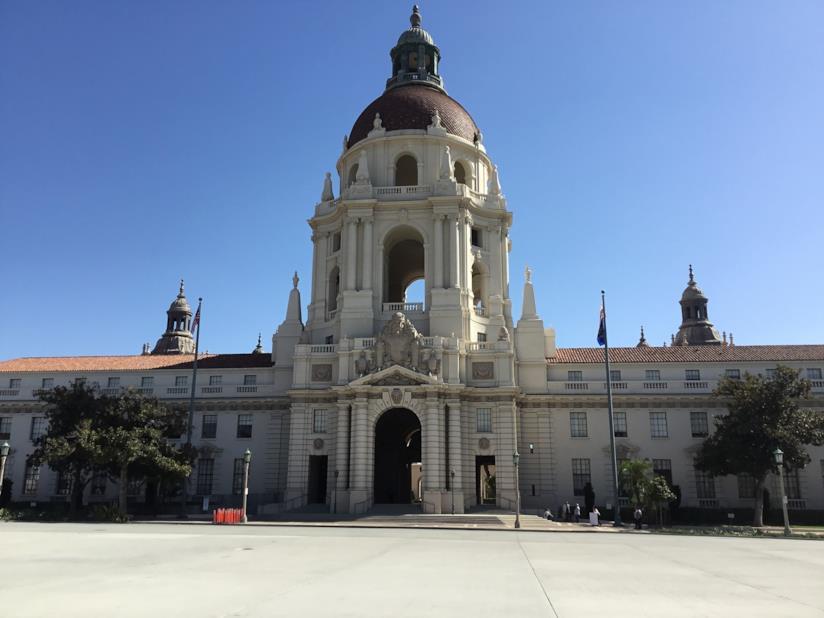 City Hall di Pasadena