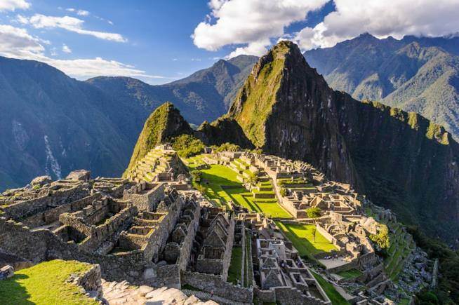 Machu Picchu e Inca Trail