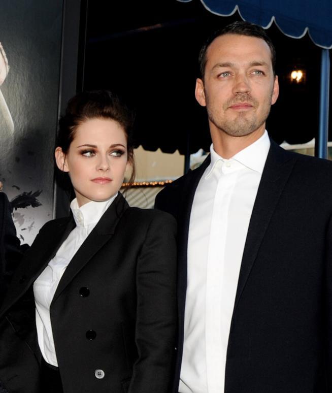 Kristen Stewart e il regista di Biancaneve e il cacciatore Rupert Sanders