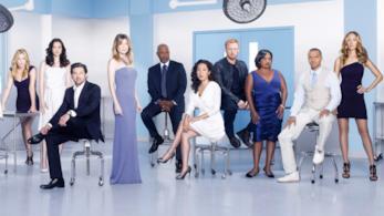 Il cast delle passate stagioni di Grey's Anatomy