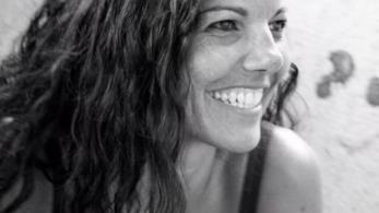 La scrittrice Angela Iantosca