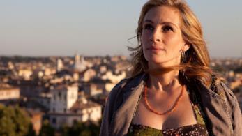 Julia Roberts in Mangia prega ama, film del 2010