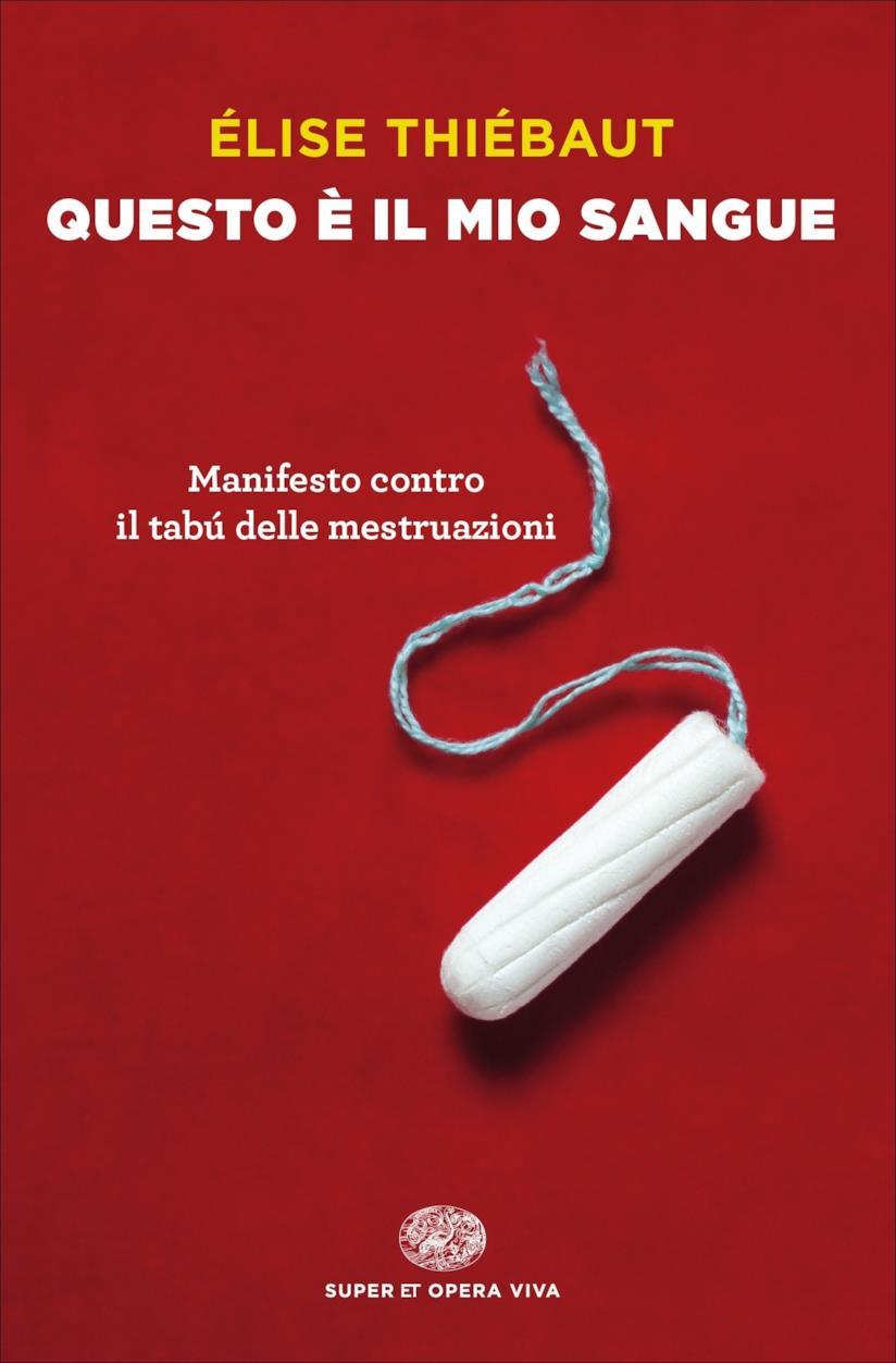 Questo è il mio sangue, la copertina del libro