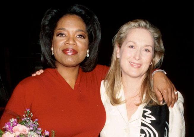 Oprah Winfrey e Meryl Streep fondano un laboratorio di sceneggiatura per donne over 40