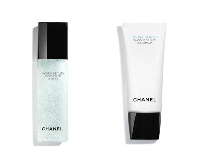 Le novità della linea Chanel Hydra Beauty