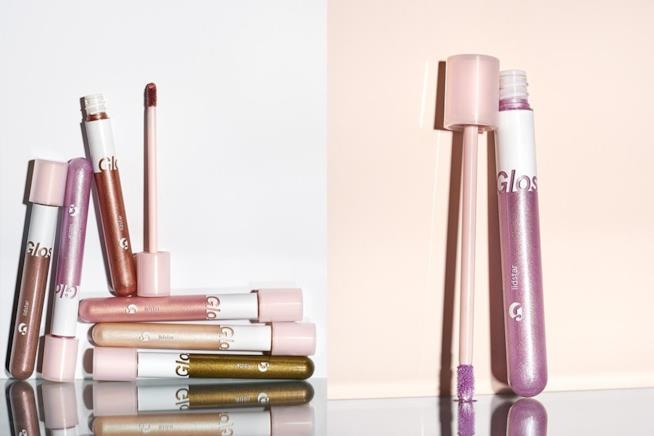 Il beauty brand americano Glossier lancia Lidstar, nuovi ombretti in crema in 6 colori