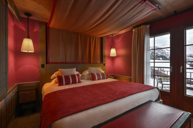 Resort Valmorel e le camere