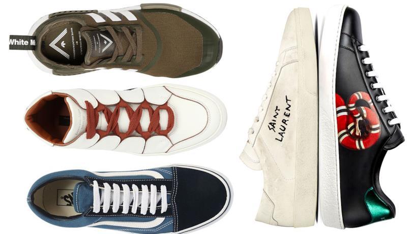 Le migliori sneakers da uomo da regalare a Natale
