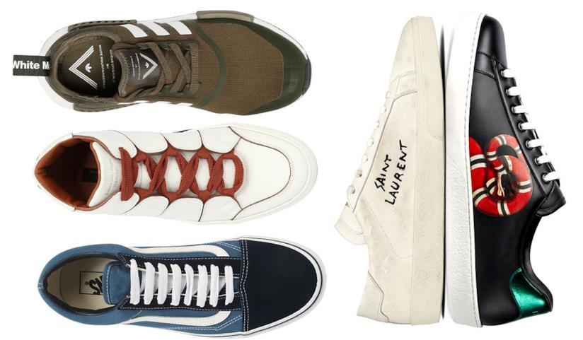 5cf1deb702 Idee regalo per lui a Natale: le sneakers