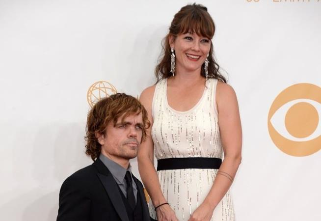 Peter Dinklage e la moglie Eica Schmidt