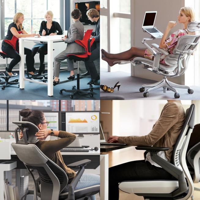 Come Rivestire Una Sedia Da Ufficio.Una Guida Per Scegliere La Migliore Sedia Da Ufficio Pratica E Comoda