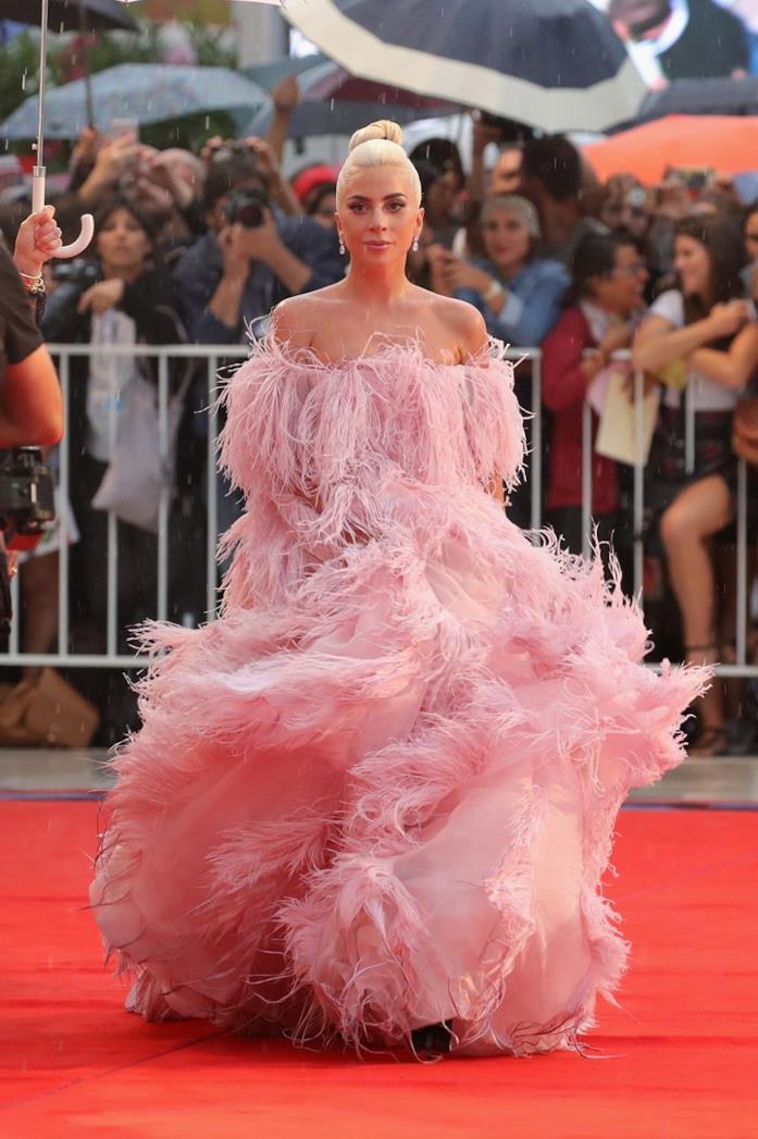 Lady Gaga a Venezia nel 2018