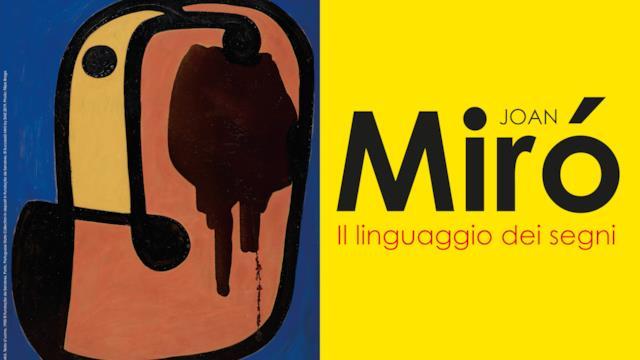 L'arte di Miró arriva a Napoli con la mostra al PAN