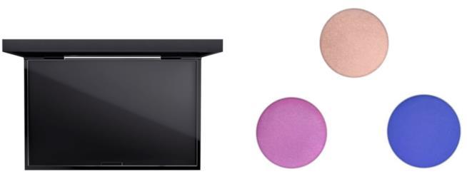 Ombretti refill Mac Cosmetics