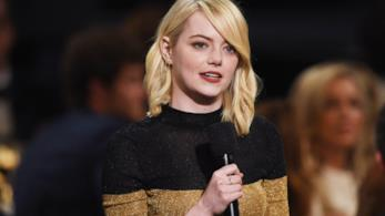 L'attrice Premio Oscar Emma Stone