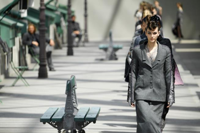 Sfilata Chanel - Parigi 2018