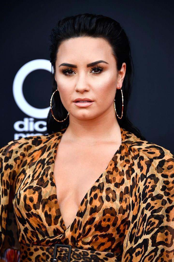 La cantante Demi Lovato