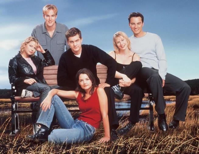 Il cast di Dawson's Creek 20 anni dopo