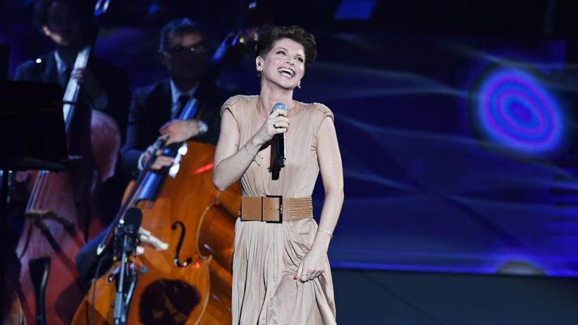 Alessandra Amoroso sul palco