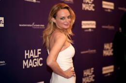 Heather Graham sul red carpet per Half Magic