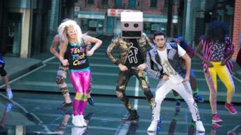 Dance Dance Dance, terzo serale