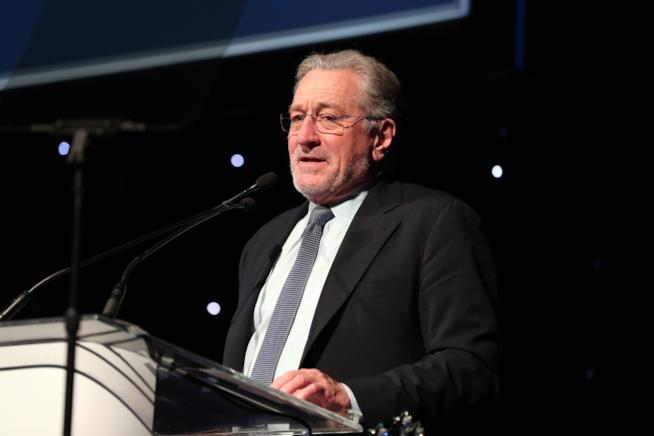 Robert De Niro all'evento A Legacy of Changing Lives