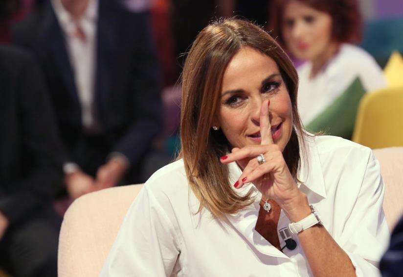 Cristina Parodi in TV