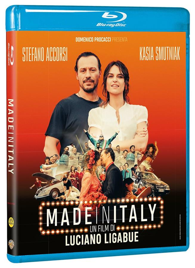 Made in Italy in Blu-Ray