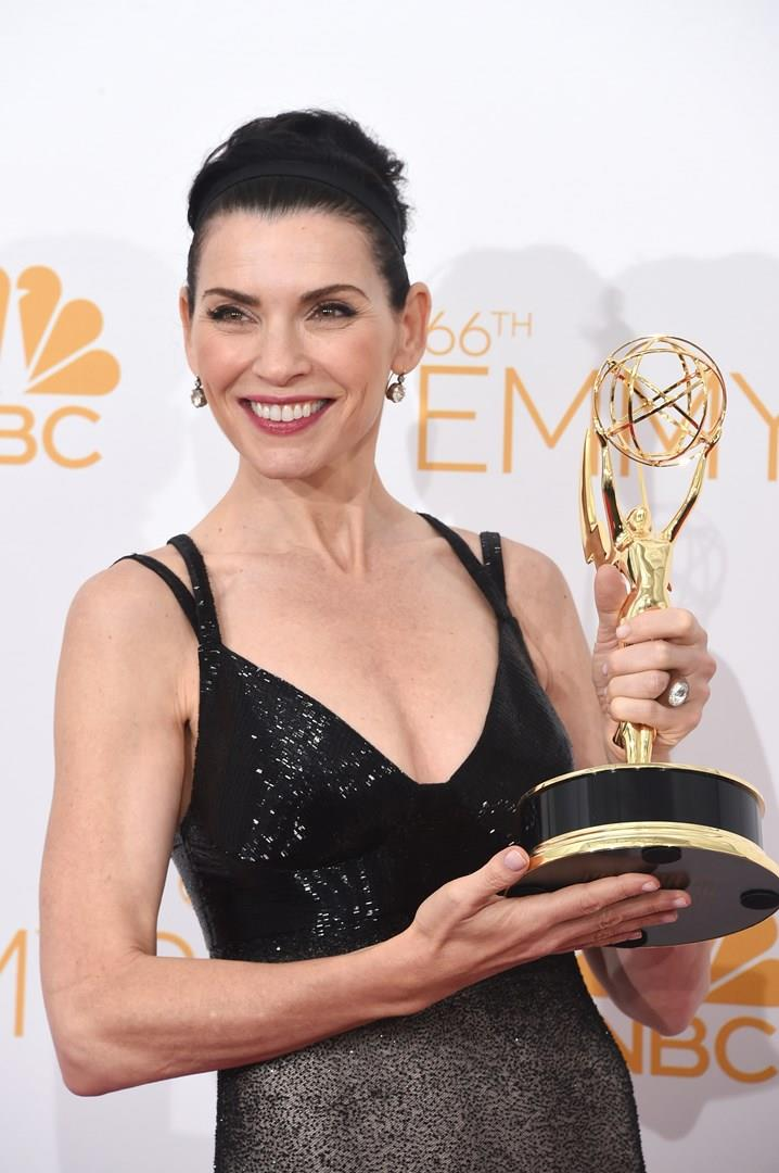 The Good Wife: Margulies ha ricevuto quattro candidature agli Emmy