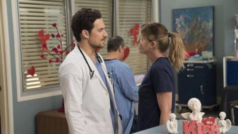Grey's Anatomy 15: i migliori momenti tra Meredith e Andrew