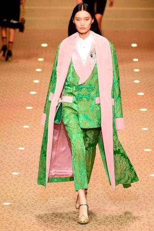 Verde nella collezione di Dolce & Gabbana