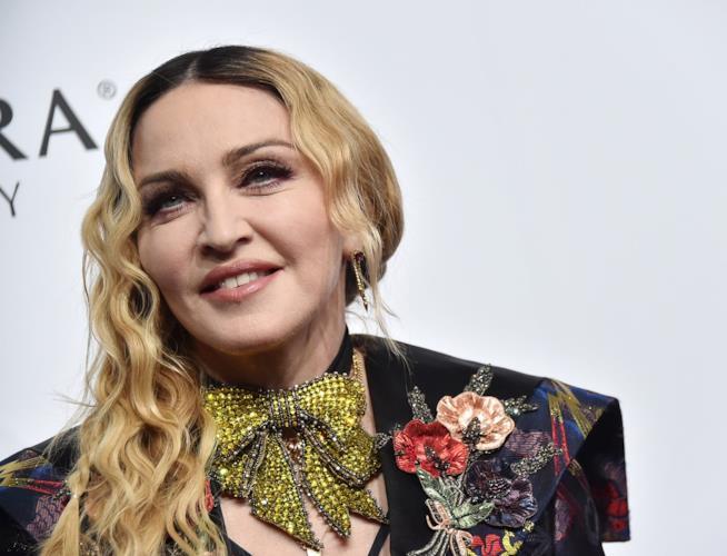 Compleanno In Puglia Per Madonna