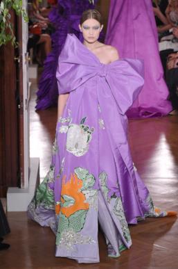 Sfilata VALENTINO Collezione Alta moda Autunno Inverno 19/20 Parigi - ISI_4273