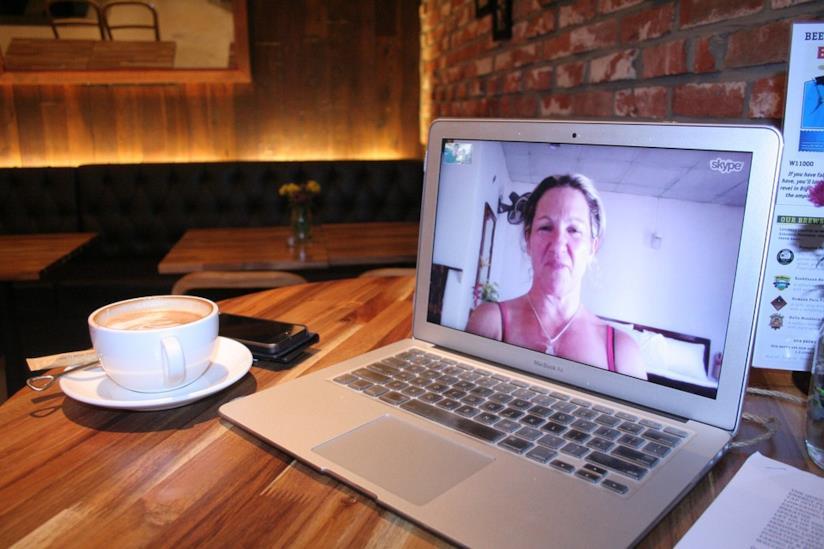 Rapporti on-line: Skype