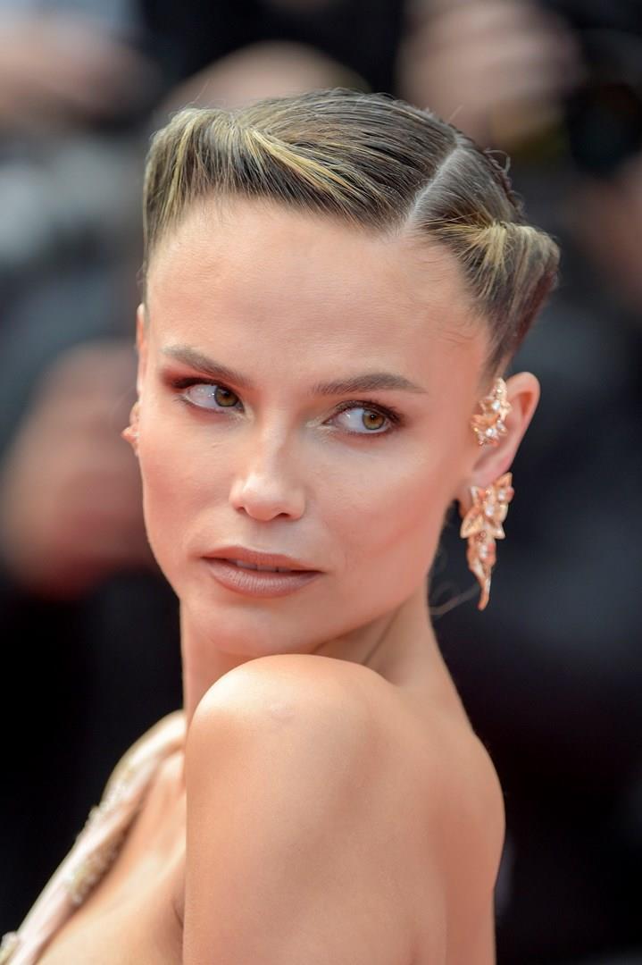 Natasha Poly a Cannes 2019
