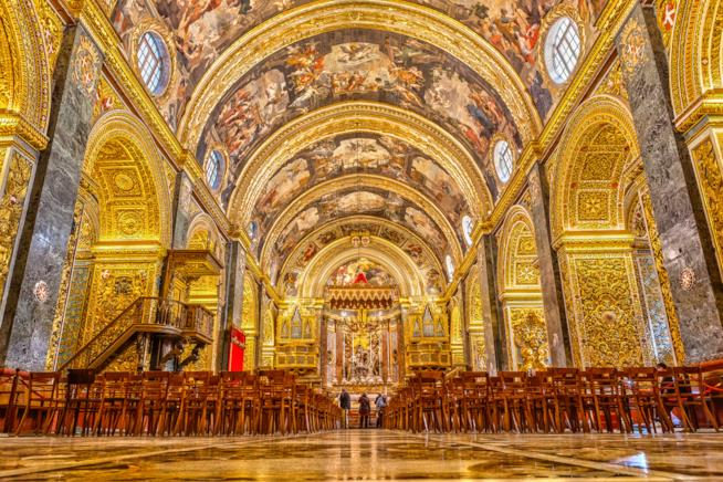 Concattedrale di San Giovanni, Malta