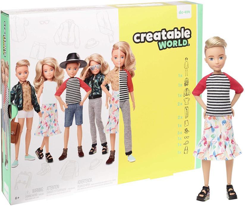 Le bambole Creatable World
