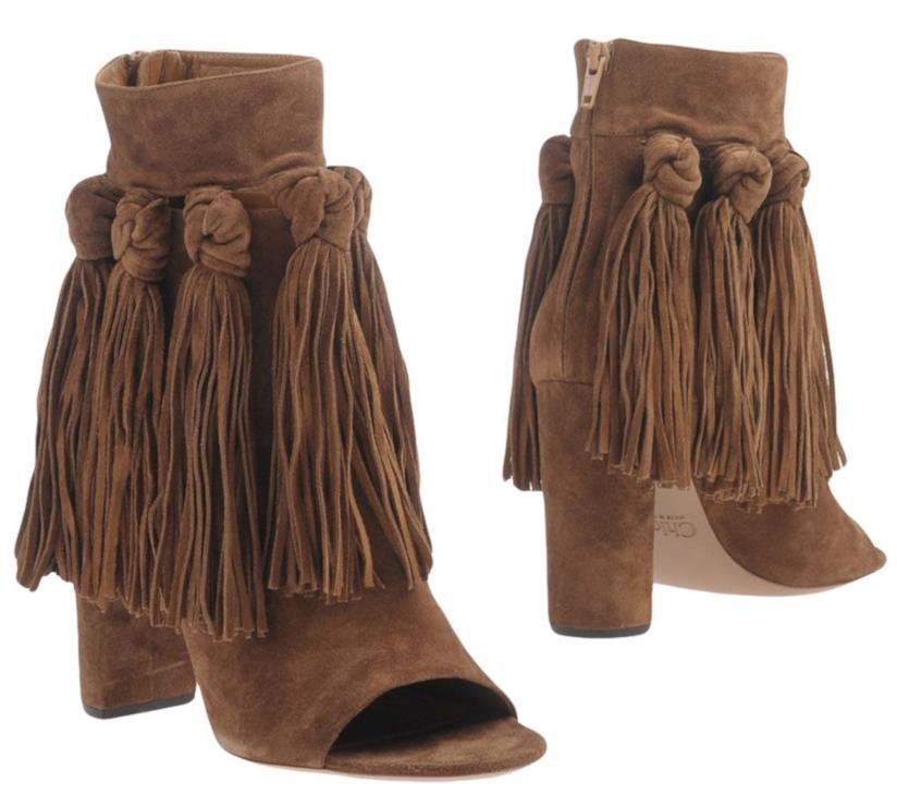 Frange per gli stivali Chloé
